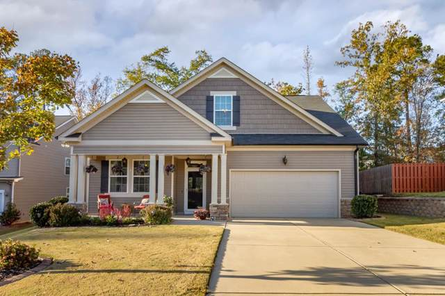 2606 Waites Drive, Grovetown, GA 30813 (MLS #448811) :: Shannon Rollings Real Estate