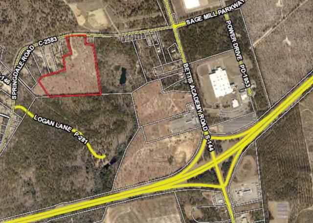 0 Springdale Road, Graniteville, SC 29829 (MLS #448823) :: RE/MAX River Realty
