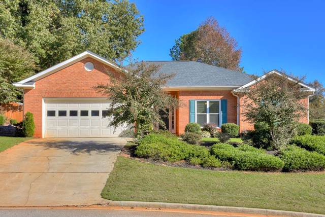 558 Crossgate Court, Evans, GA 30809 (MLS #448827) :: Venus Morris Griffin | Meybohm Real Estate