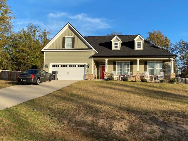 2655 New Hope Circle, Hephzibah, GA 30815 (MLS #448829) :: RE/MAX River Realty