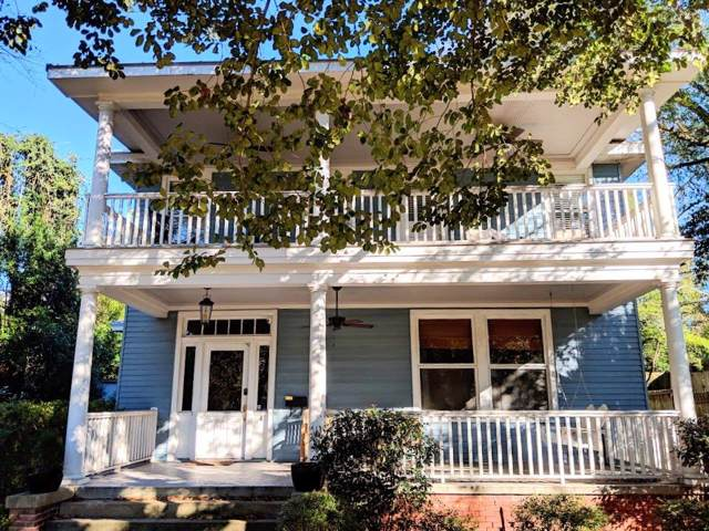 2261 Central Avenue, Augusta, GA 30904 (MLS #448832) :: RE/MAX River Realty