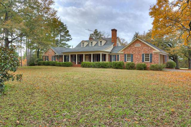 1509 Mccormick Hwy, Lincolnton, GA 30817 (MLS #448834) :: Young & Partners