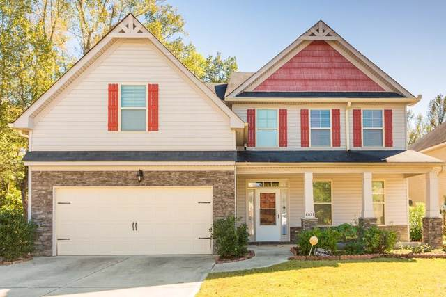8033 Battle Street, Grovetown, GA 30813 (MLS #448837) :: RE/MAX River Realty