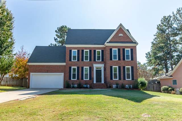 1175 Parkside Trail, Evans, GA 30809 (MLS #448842) :: REMAX Reinvented | Natalie Poteete Team