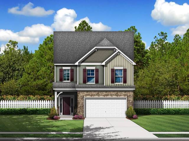 544 Count Fleet Court, Graniteville, SC 29829 (MLS #448846) :: Shannon Rollings Real Estate