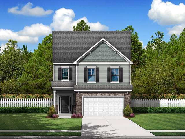 552 Count Fleet Court, Graniteville, SC 29829 (MLS #448853) :: Shannon Rollings Real Estate