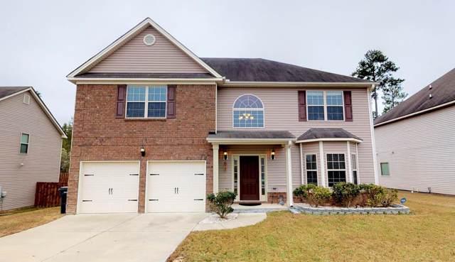 2809 Huntcliffe Drive, Augusta, GA 30909 (MLS #448859) :: Young & Partners