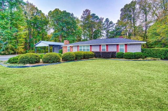 330 Pine Ridge Road, Edgefield, SC 29824 (MLS #448868) :: Southeastern Residential