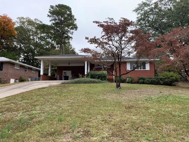 1207 Crestview Avenue, North Augusta, SC 29860 (MLS #448896) :: Shannon Rollings Real Estate