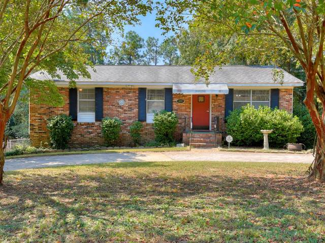 604 Kershaw, North Augusta, SC 29841 (MLS #448930) :: Shannon Rollings Real Estate
