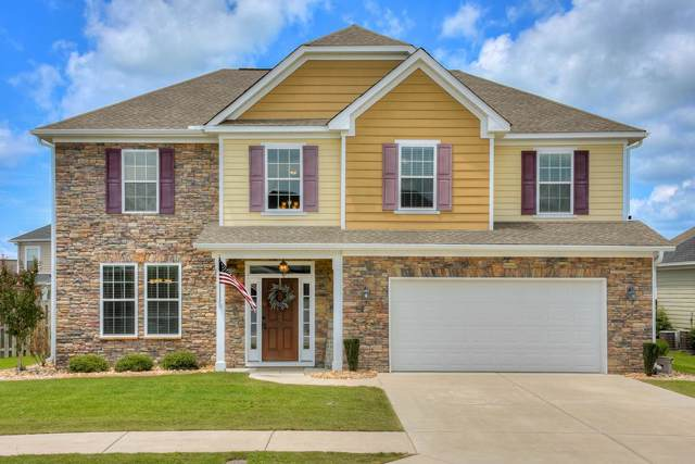 5458 Everlook Circle, Evans, GA 30809 (MLS #448931) :: Venus Morris Griffin | Meybohm Real Estate