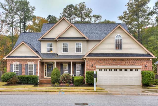 218 Newland Circle, Evans, GA 30809 (MLS #448935) :: Young & Partners