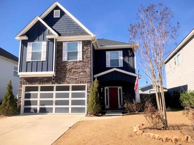 231 Asa Way, Evans, GA 30809 (MLS #448937) :: Venus Morris Griffin | Meybohm Real Estate