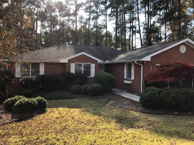 303 Palmer Lane, McCormick, SC 29835 (MLS #448943) :: Young & Partners