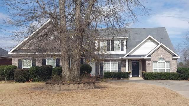 4416 Dave Macdonald Drive, Hephzibah, GA 30815 (MLS #448946) :: Shannon Rollings Real Estate