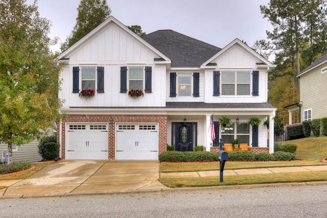1006 Kalmia Circle, Evans, GA 30809 (MLS #448965) :: Young & Partners