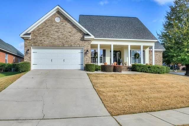 943 Sedgefield Circle, Grovetown, GA 30813 (MLS #448974) :: RE/MAX River Realty