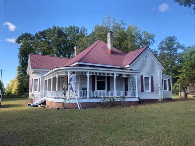 3373 W Robinson Church Road, Crawfordville, GA 30631 (MLS #449020) :: Melton Realty Partners