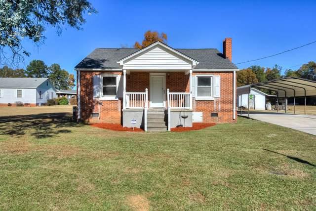 618 Railroad  Avenue, McCormick, SC 29835 (MLS #449031) :: Venus Morris Griffin | Meybohm Real Estate