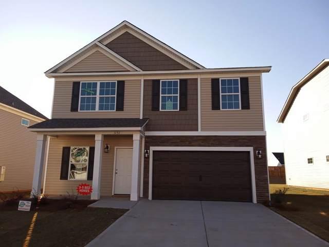 1151 Sapphire Drive, Graniteville, SC 29829 (MLS #449052) :: Venus Morris Griffin | Meybohm Real Estate