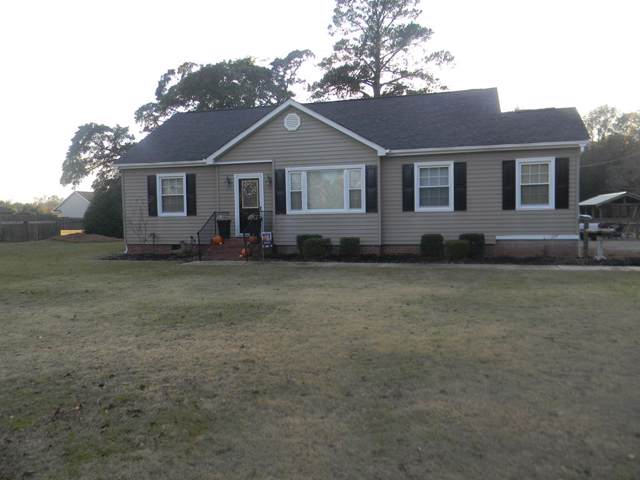 618 Woodyard Road, Trenton, SC 29847 (MLS #449055) :: RE/MAX River Realty