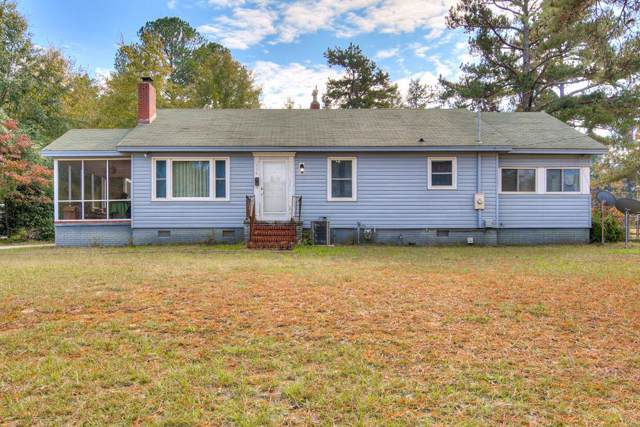 154 Trolley Line Road, Graniteville, SC 29829 (MLS #449064) :: Young & Partners