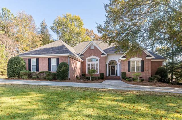 3512 Greenway Drive, Evans, GA 30809 (MLS #449066) :: Young & Partners