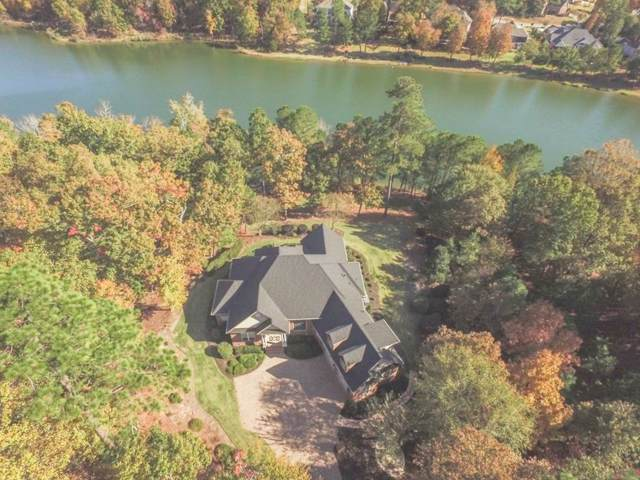 532 Forest Bluffs Road, Aiken, SC 29803 (MLS #449068) :: Southeastern Residential