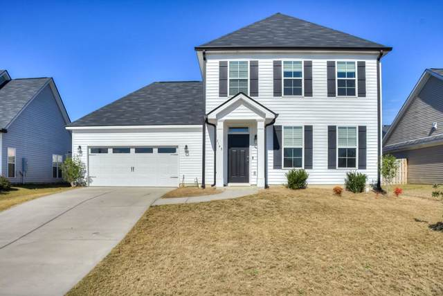 2145 Grove Landing Way, Grovetown, GA 30813 (MLS #449125) :: Shannon Rollings Real Estate