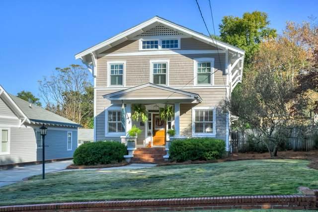 1416 Heath Street, Augusta, GA 30904 (MLS #449136) :: Southeastern Residential