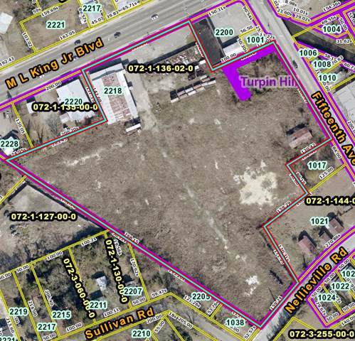 2218 Ml King Jr Blvd, Augusta, GA 30904 (MLS #449142) :: Southeastern Residential