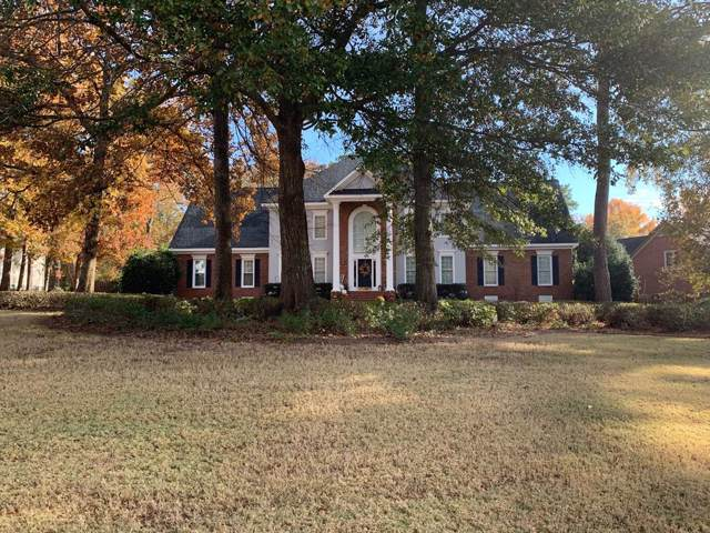 613 High Hampton, Martinez, GA 30907 (MLS #449167) :: Melton Realty Partners