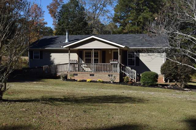 117 Mayson Drive, McCormick, SC 29835 (MLS #449170) :: Venus Morris Griffin | Meybohm Real Estate