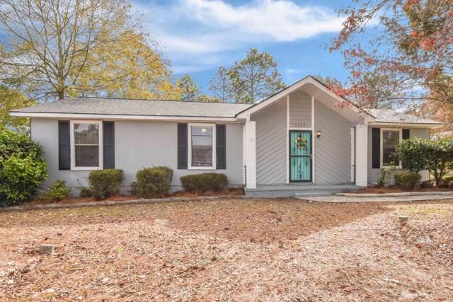 2558 Anthony Dejuan Pkwy, Hephzibah, GA 30815 (MLS #449179) :: Shannon Rollings Real Estate