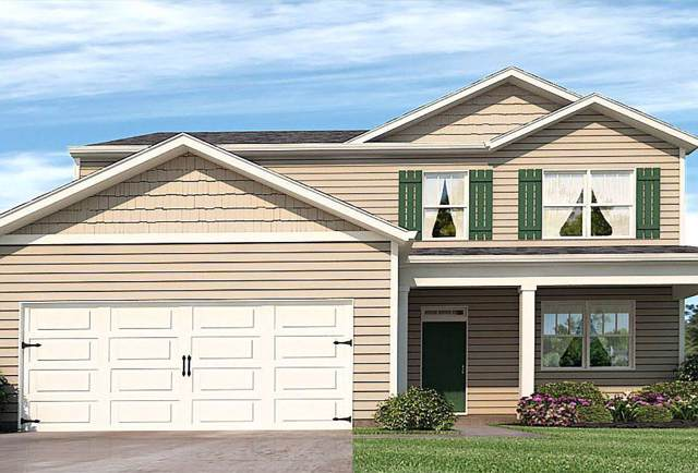163 Expedition Drive, Aiken, SC 29841 (MLS #449197) :: Young & Partners