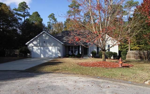 1391 Watsonia Drive, Aiken, SC 29803 (MLS #449294) :: Young & Partners
