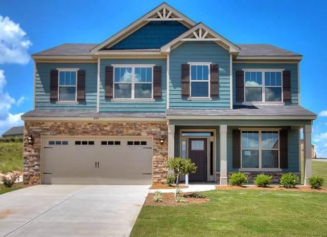 988 Burlington Drive, Augusta, GA 30909 (MLS #449311) :: Shannon Rollings Real Estate