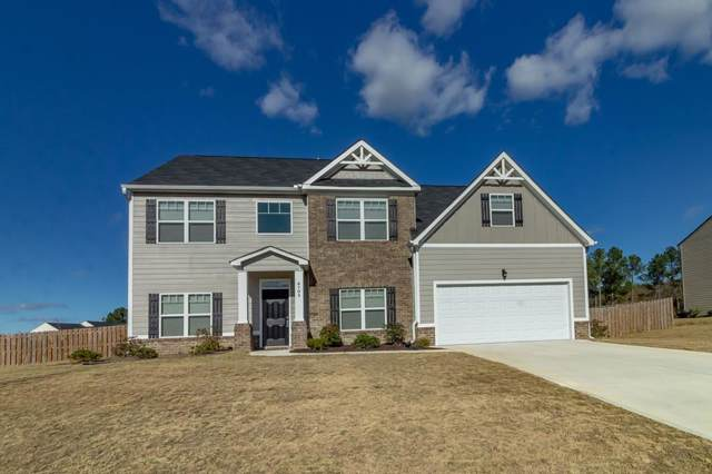 4702 Southwind Road, Evans, GA 30809 (MLS #449321) :: Shannon Rollings Real Estate