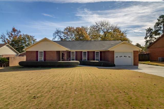 4114 Spencer Street, Martinez, GA 30907 (MLS #449342) :: Shannon Rollings Real Estate