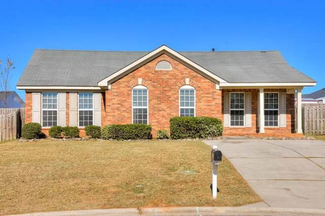 2805 Wyndham Drive, Hephzibah, GA 30815 (MLS #449370) :: Southeastern Residential