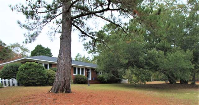 1554 Keys Pond Road, Ridge Spring, SC 29129 (MLS #449403) :: RE/MAX River Realty
