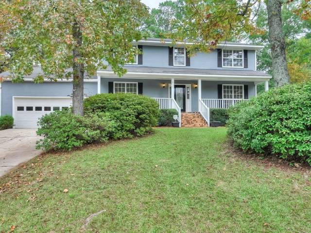 3922 Loblolly Trail, Augusta, GA 30907 (MLS #449422) :: Melton Realty Partners