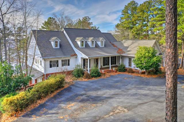 234 Valentine Drive, McCormick, SC 29835 (MLS #449433) :: The Starnes Group LLC
