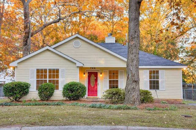 746 SE Palm Drive Se, Aiken, SC 29803 (MLS #449479) :: Young & Partners