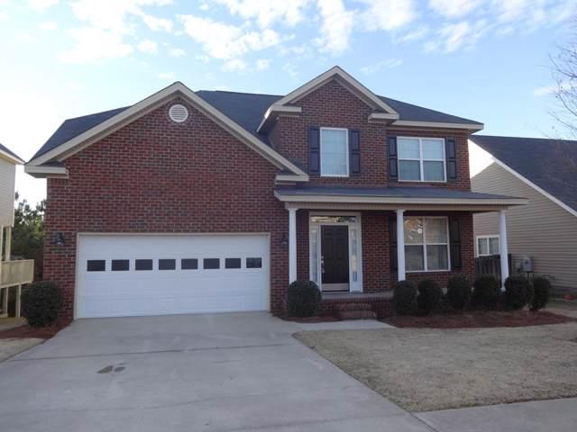 1116 Windwood Street, Evans, GA 30809 (MLS #449516) :: Southeastern Residential
