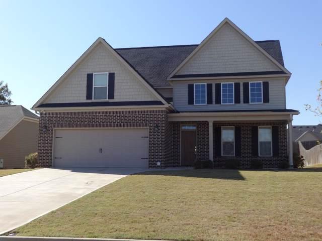 1240 Berkley Hills Pass, Evans, GA 30809 (MLS #449520) :: Melton Realty Partners