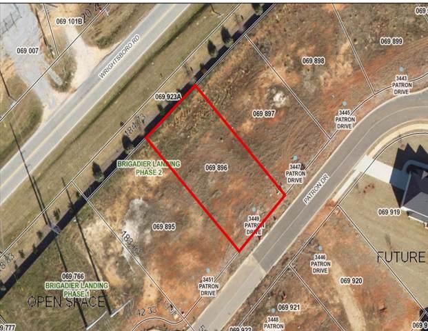 3449 Patron Drive, Grovetown, GA 30813 (MLS #449522) :: RE/MAX River Realty