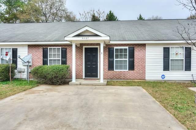 4467-3 Belair Drive #3, Evans, GA 30809 (MLS #449529) :: Melton Realty Partners