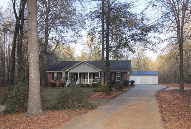 293 W Pine Valley Drive, Waynesboro, GA 30830 (MLS #449534) :: Melton Realty Partners
