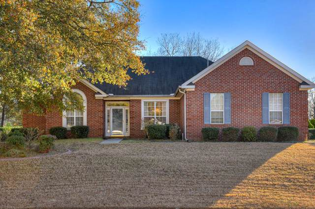 4632 Brittany Court, Evans, GA 30809 (MLS #449537) :: Melton Realty Partners
